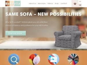 Sofa covers corresponding to Your needs